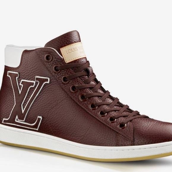 25f5e32cb99e2d Louis Vuitton Other - Authentic Louis Vuitton Surfside Sneakers